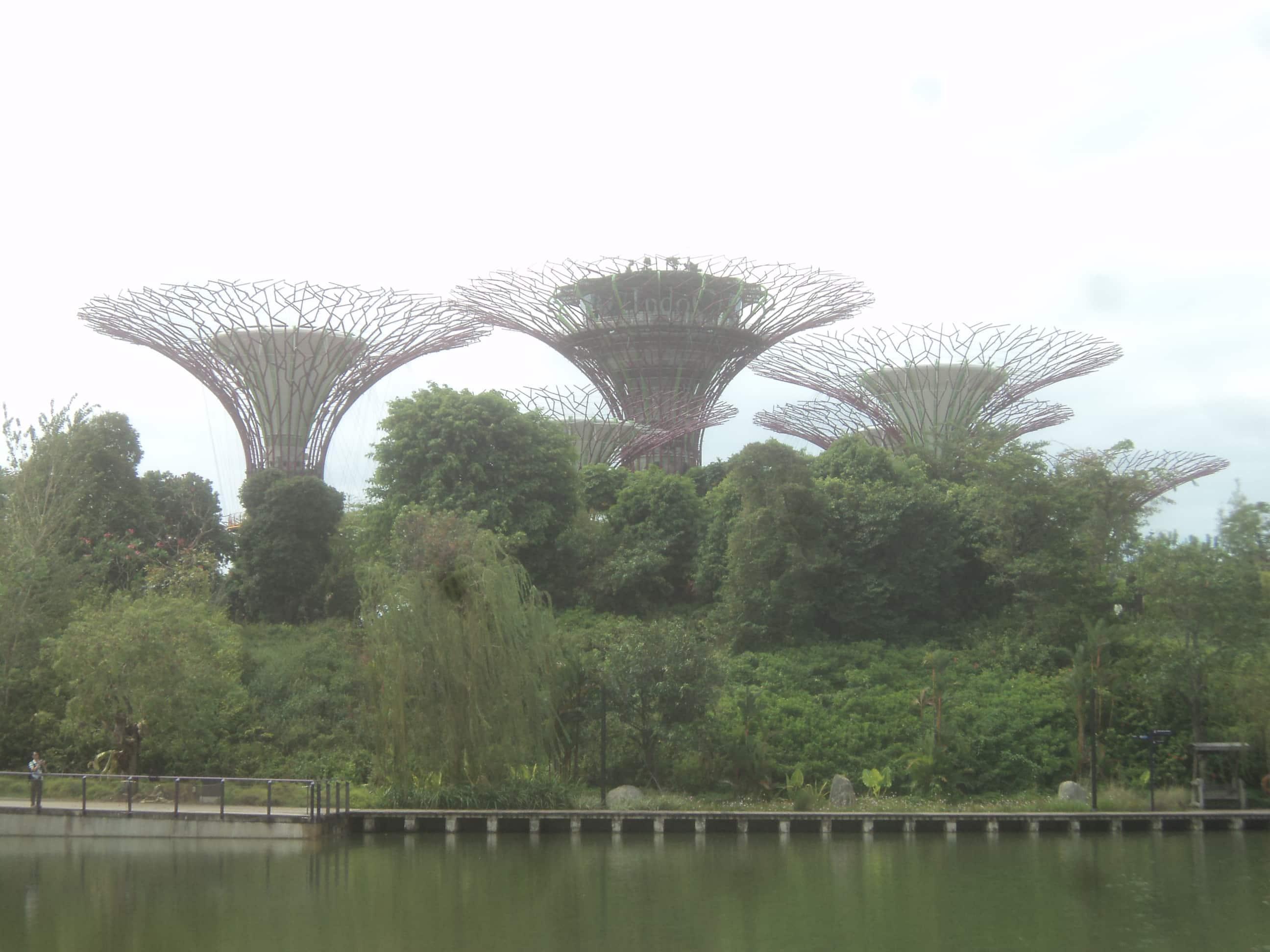 Parque ,en Singapur .