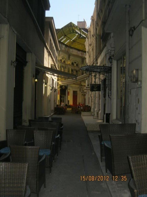 Centro Historico , en Bucarest .
