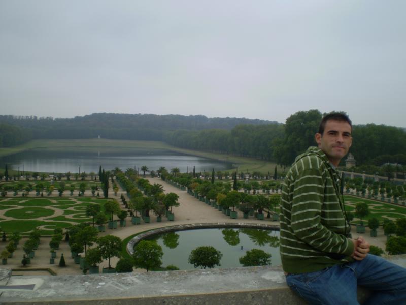 Palacio de Versalles .