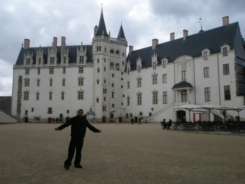 Visitando Nantes .