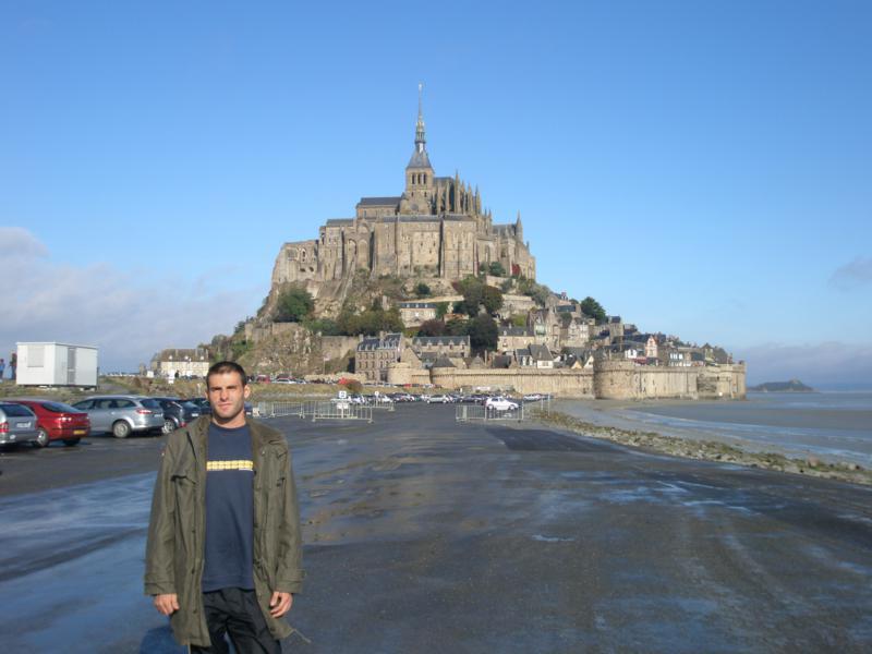 Monte Saint-Michel .