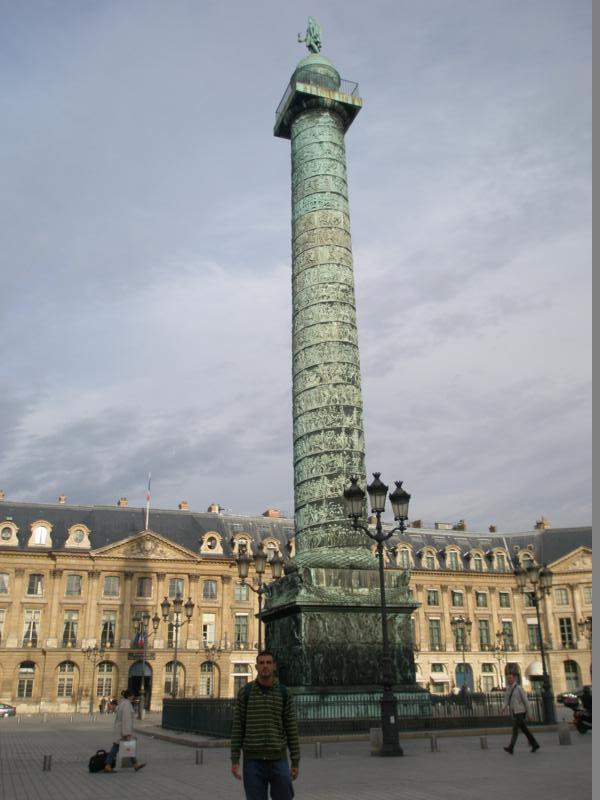 Plaza de la Bastilla .