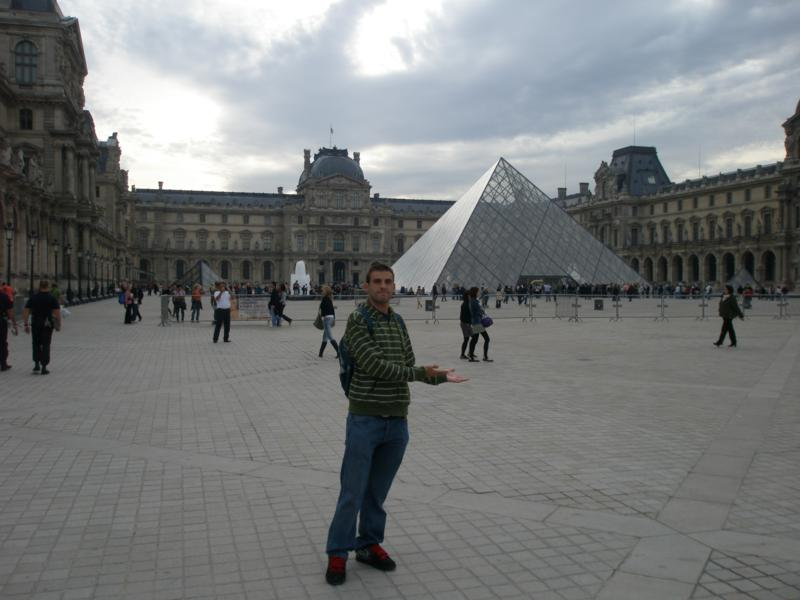 Museo Louvre .