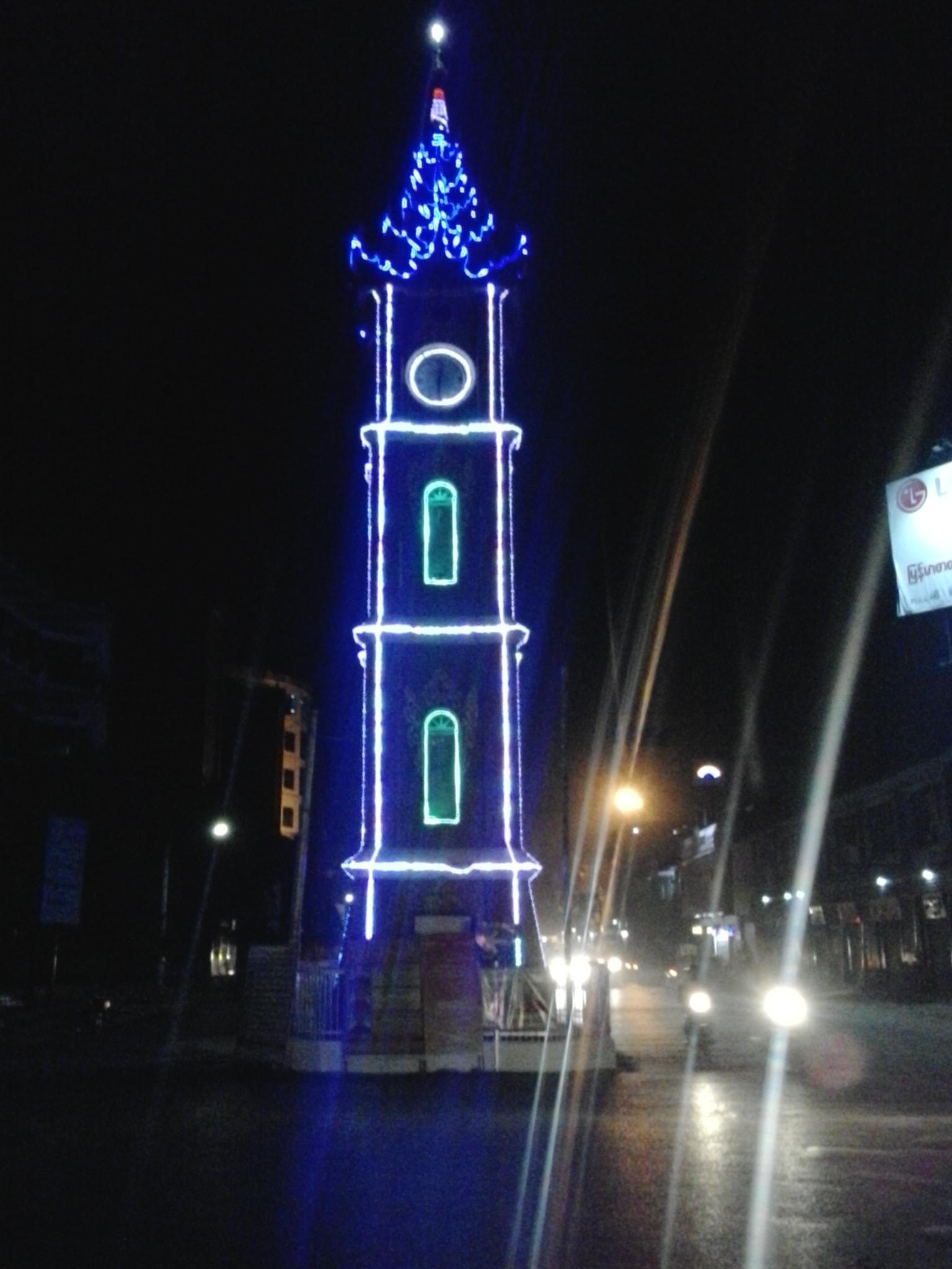 Mandalay .