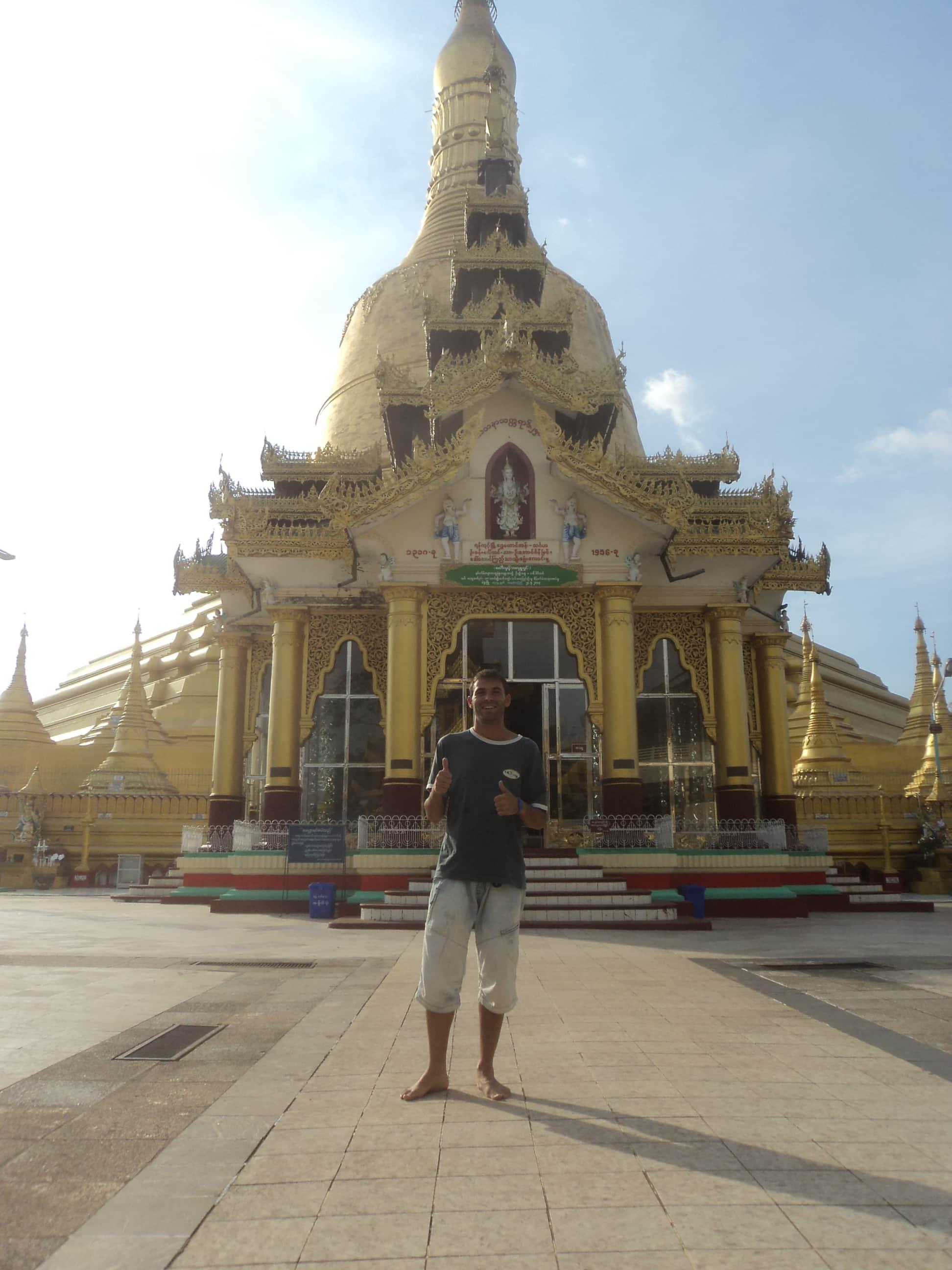 Pagoda , Bago .