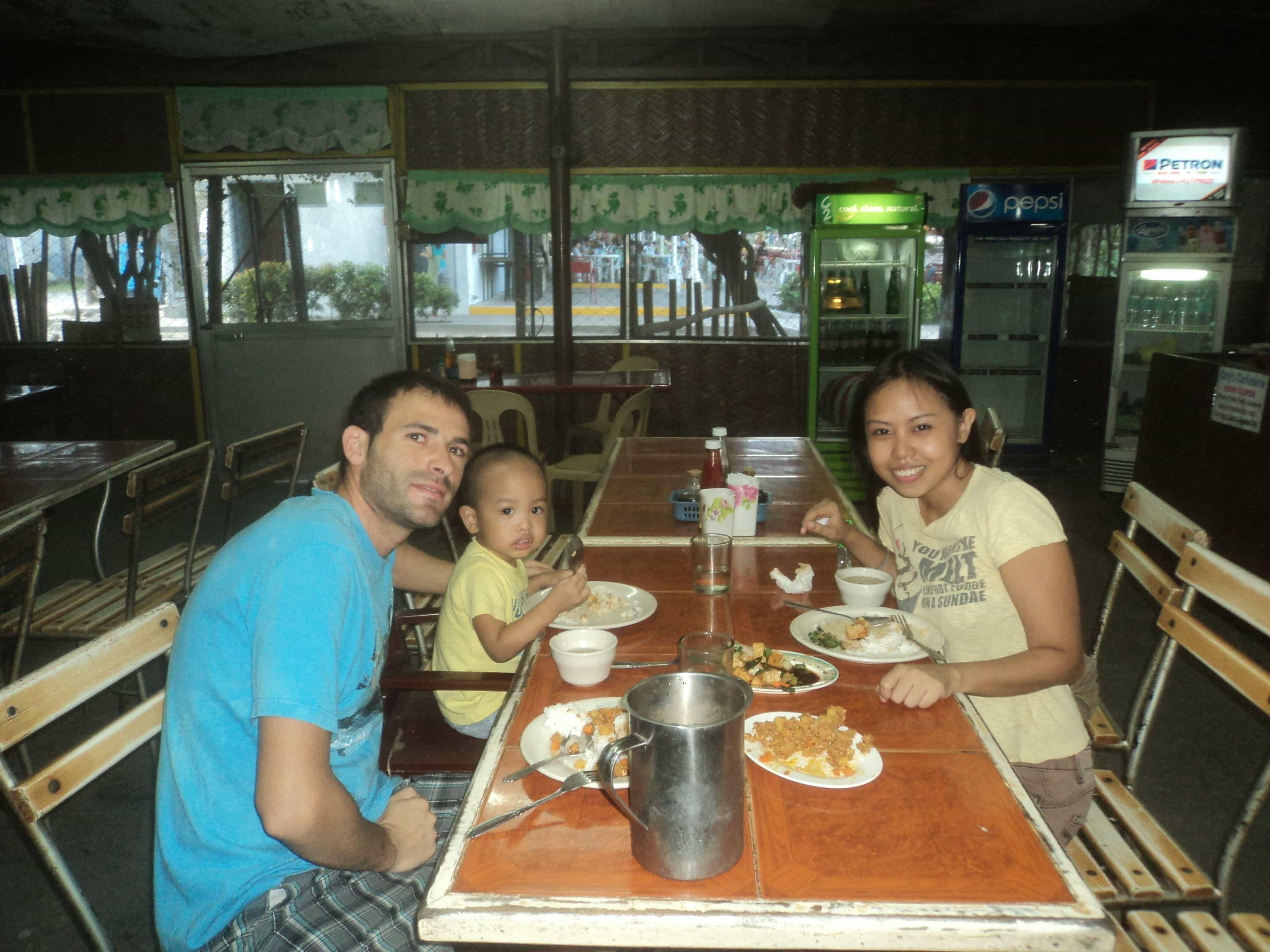 Gastronomia filipina .