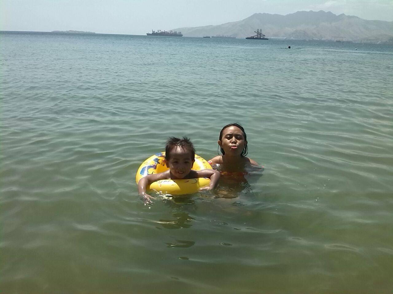 Rachel y Han .