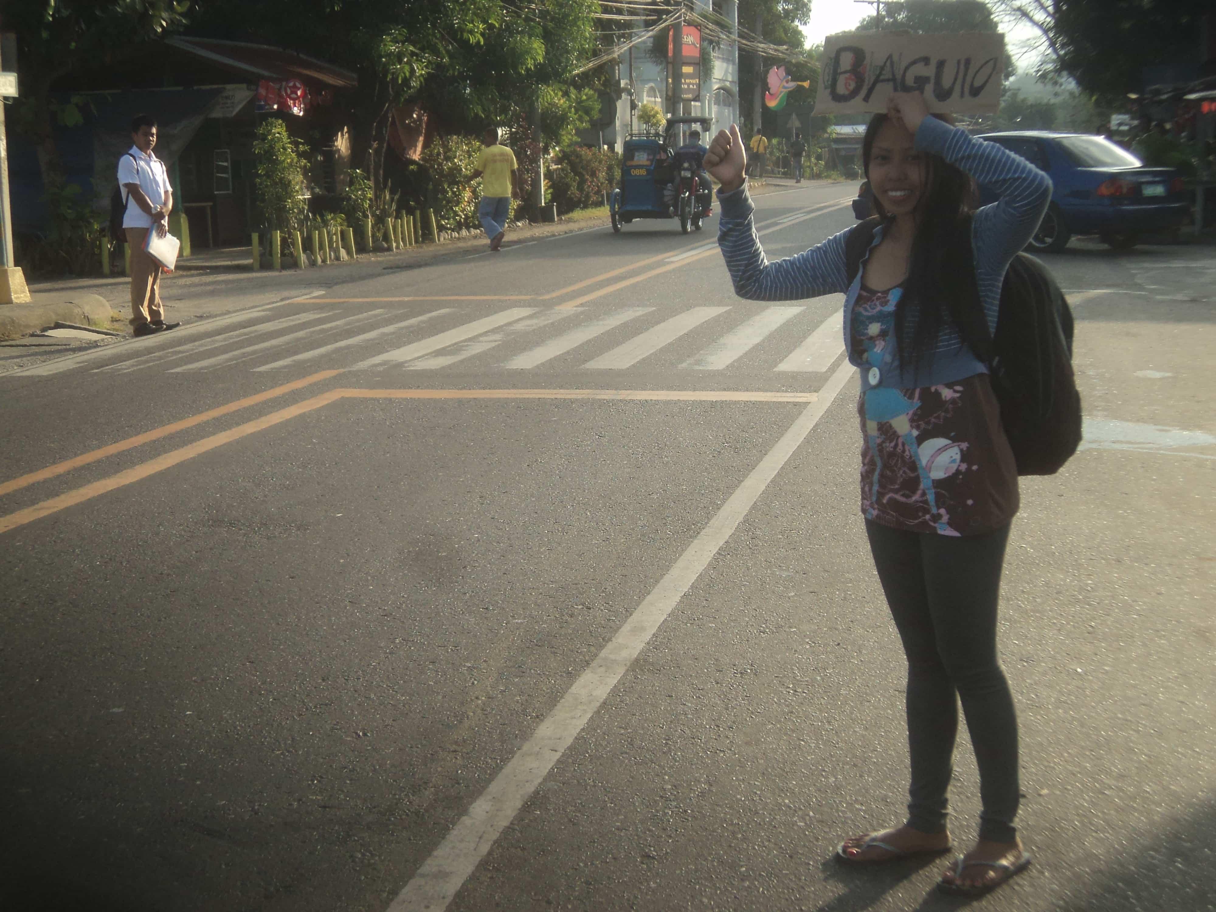 A Baguio .