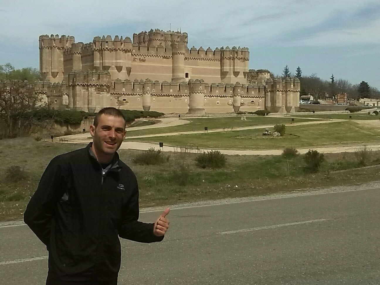 Castillo de Coca .