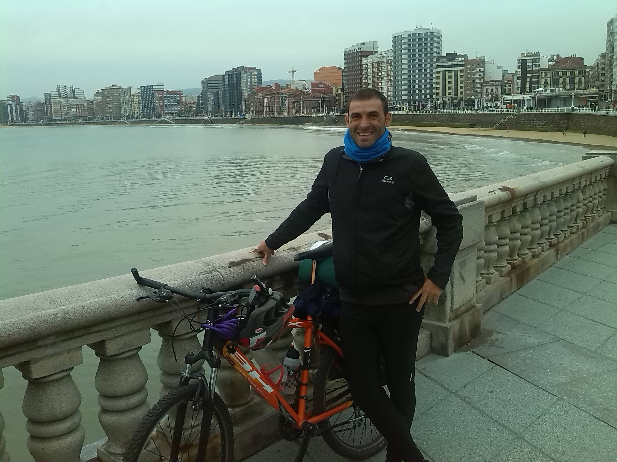 Gijón .