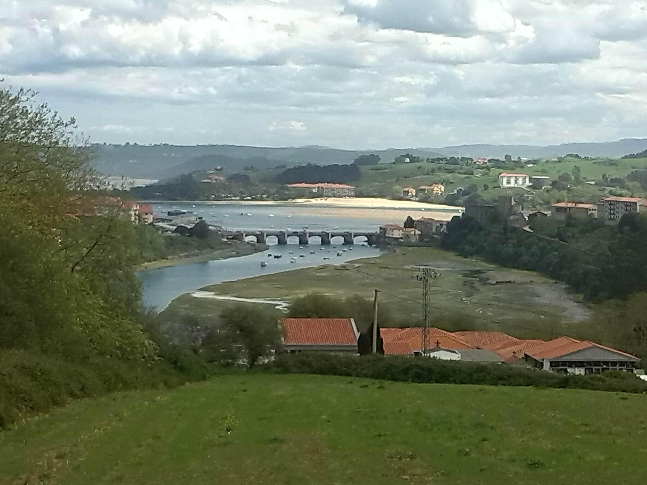 Cycling around Cantabria