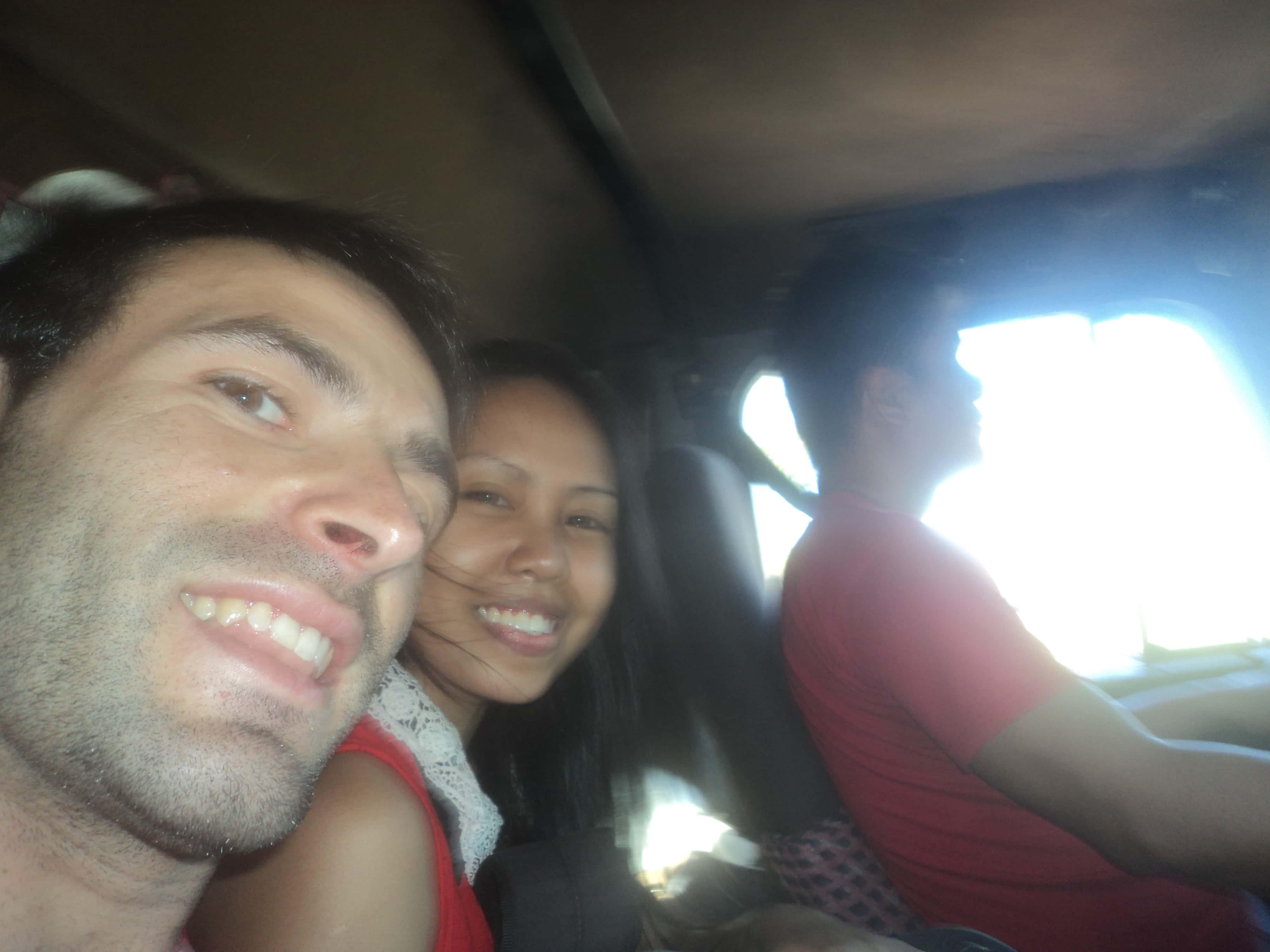Viajar a dedo. Filipinas.