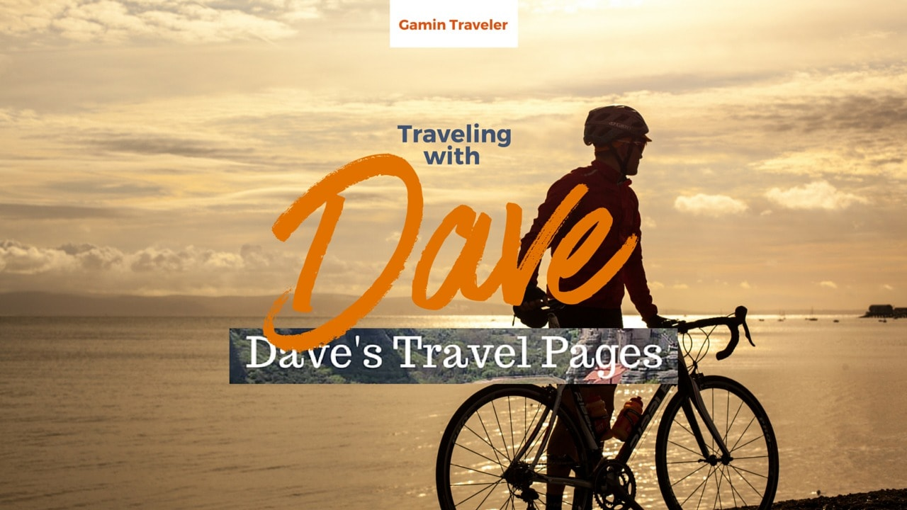 Interview with Dave of Dave's Travel Pages - Featured image
