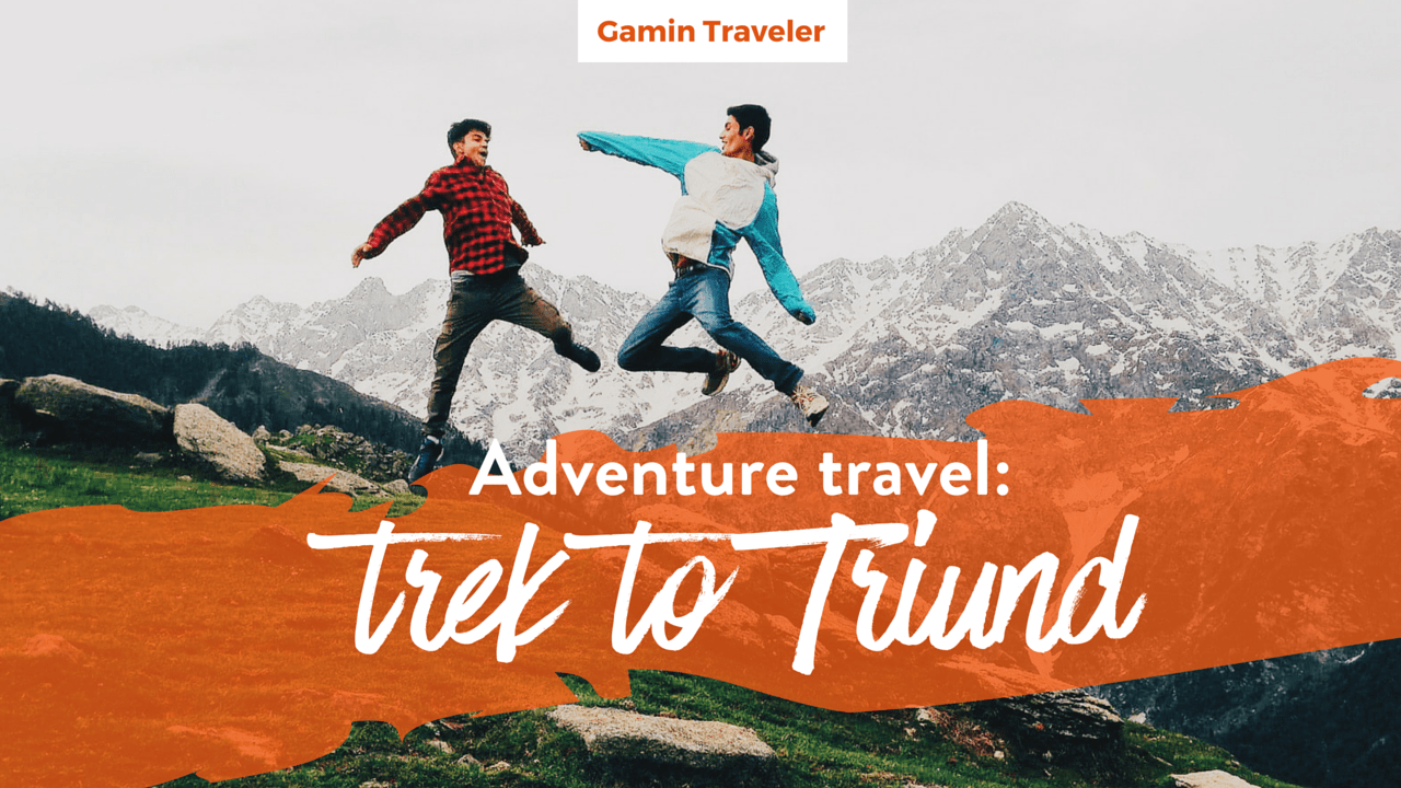 Trek to Triund Adventure Travel Featured Image