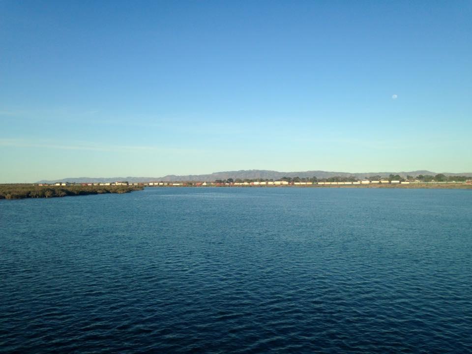 Road trip.Port Augusta