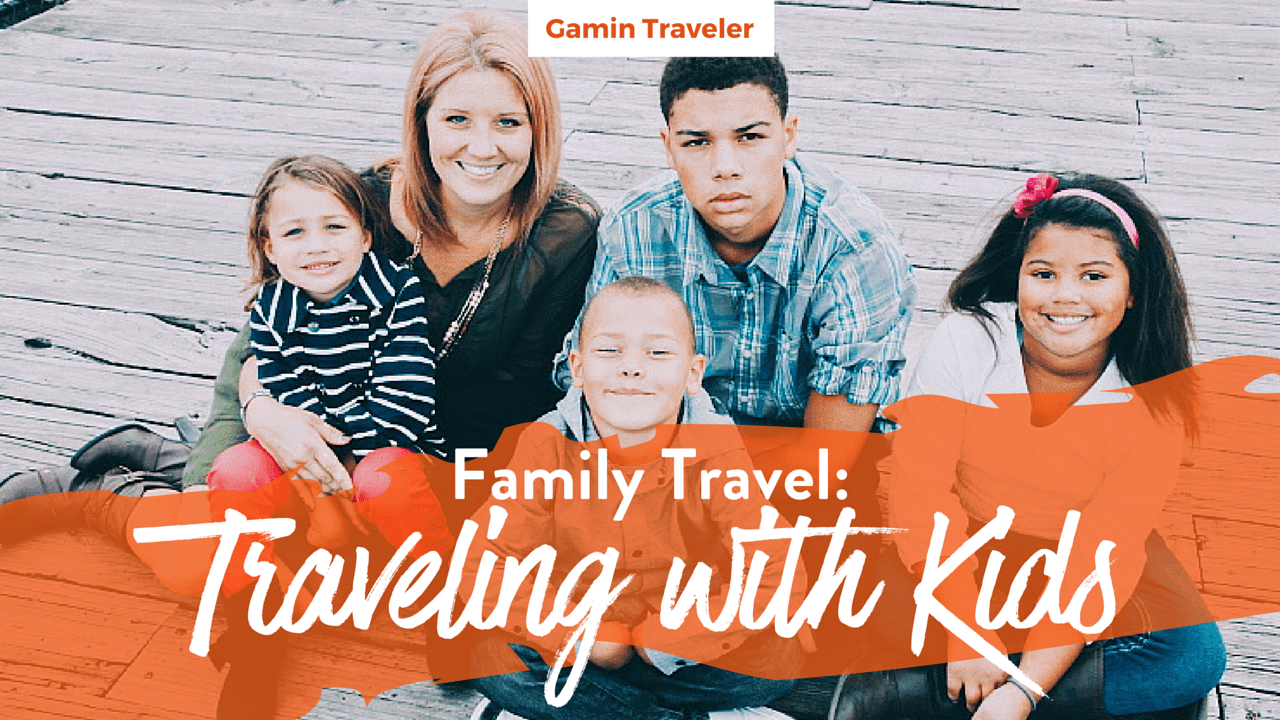 Traveling with Kids Facebook Image