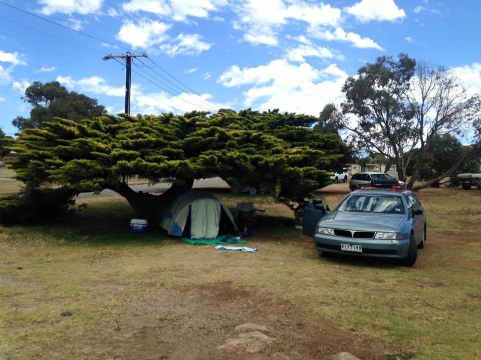 camping in port lincoln