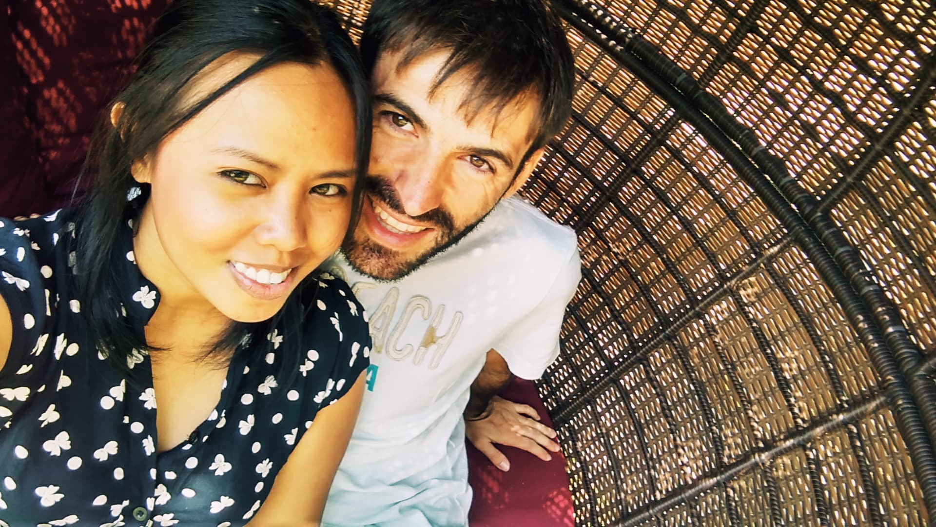 Love during travel in Park Royal Penang
