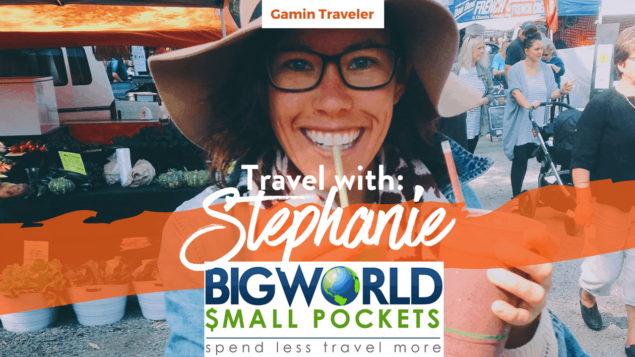 Interview with Stephanie of Big World Small Pockets - Featured