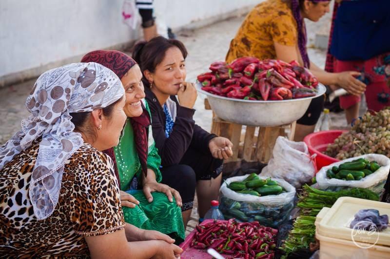 Uzbekistan travel