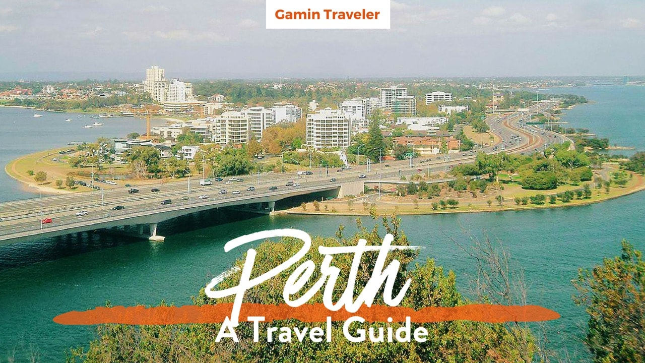 A Travel Guide to Perth - Main Featured Image