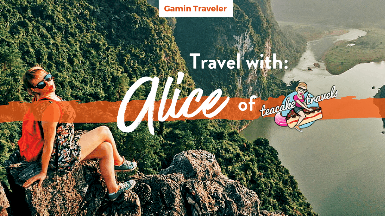 Interview with Alice of TeaCake Travels - Main Featured