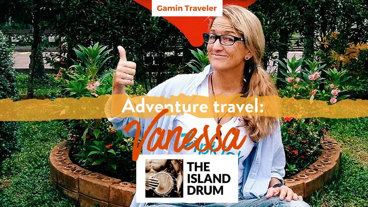 Interview with Vanessa of the Island Drum Travel Blog - Featured