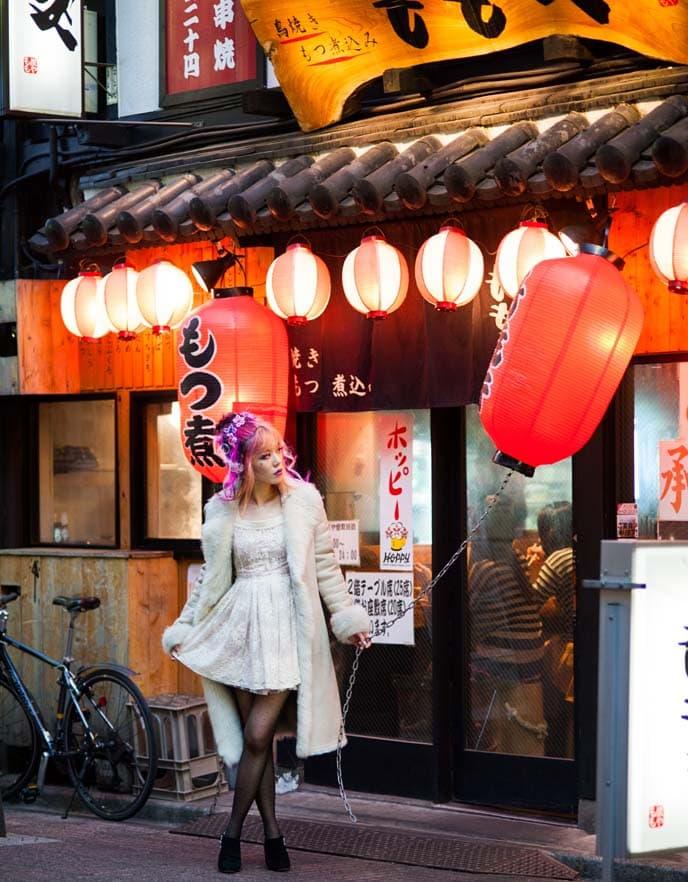 La Carmina in Tokyo.