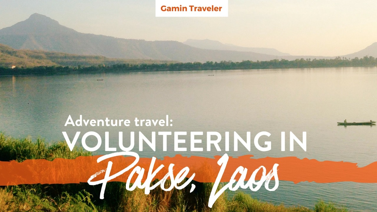 Volunteering in Pakse, Laos - Featured Cover