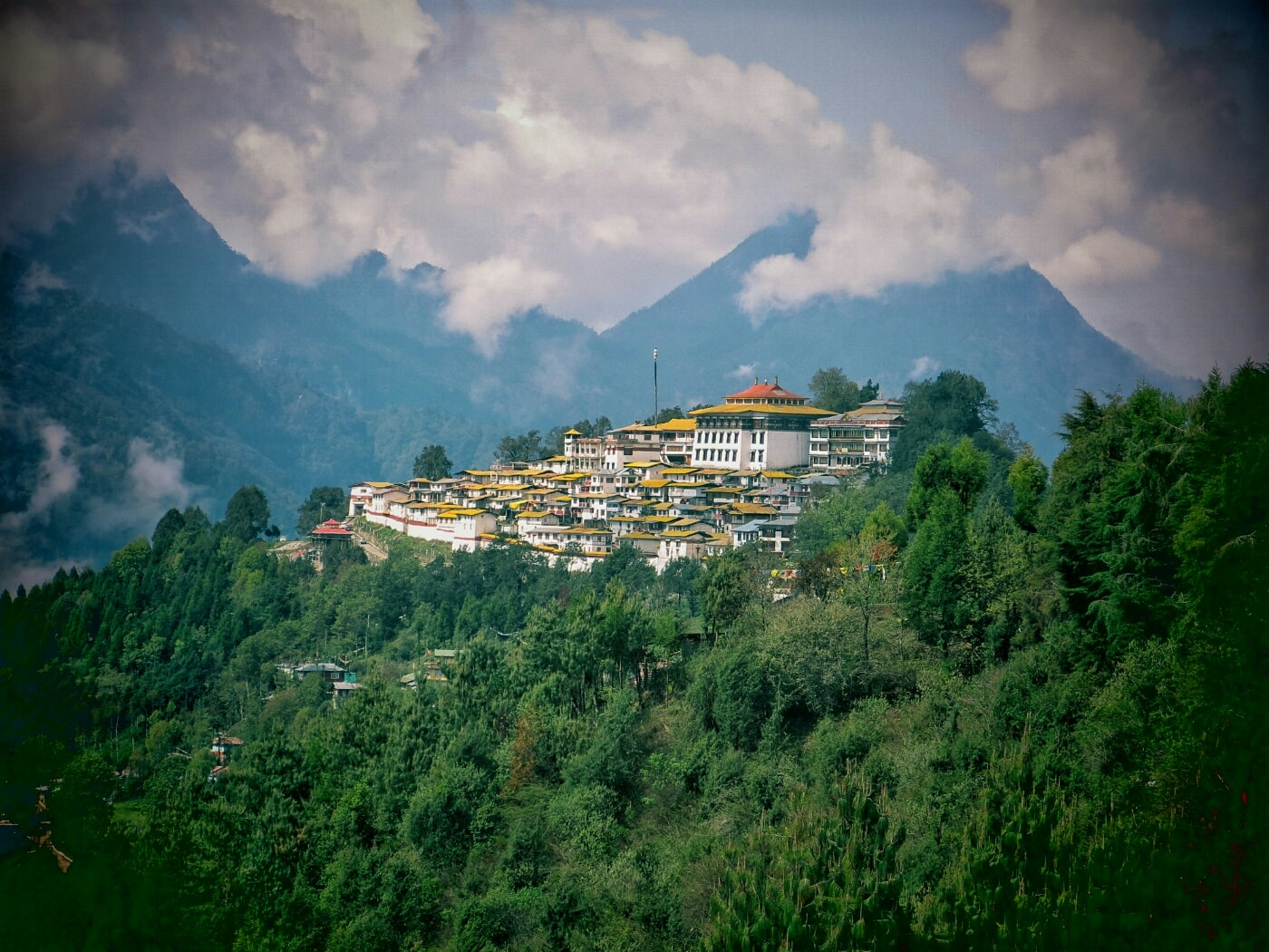 Tawang Monastery, Hidden Gem.