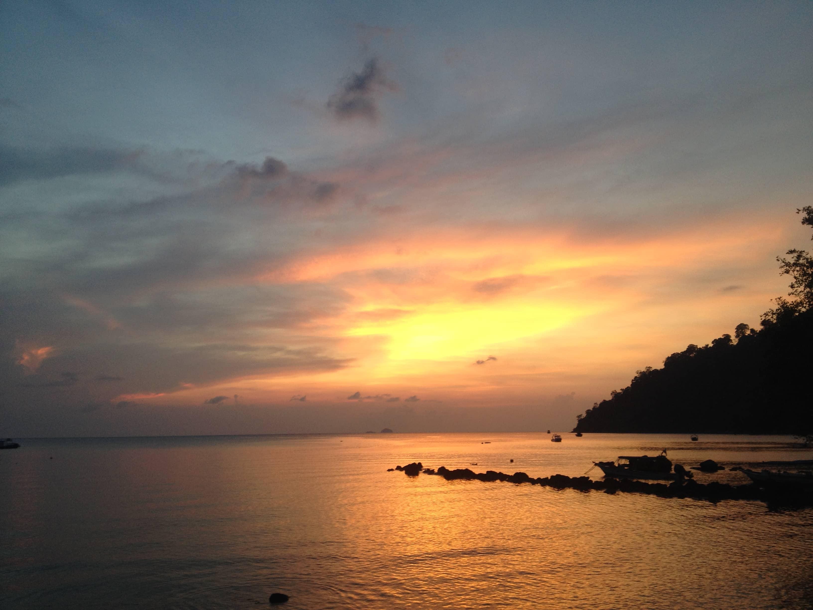Hidden gem. Tioman Island.