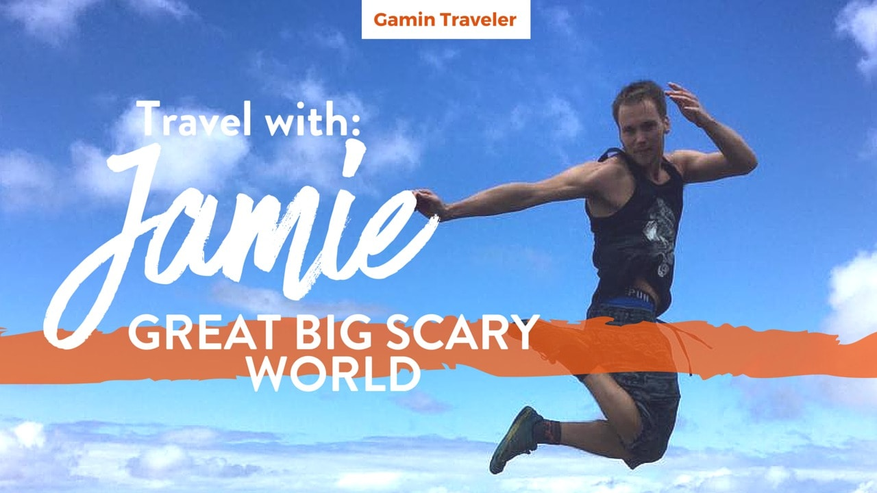 Interview with Jamie of Great Big Scary World Travel Blog Featured Image