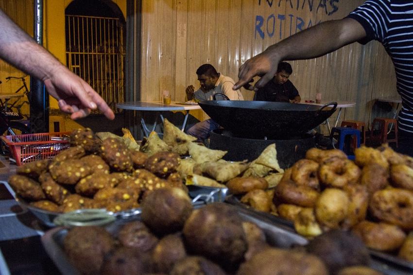 Street Food in Penang. Hidden gem in Asia