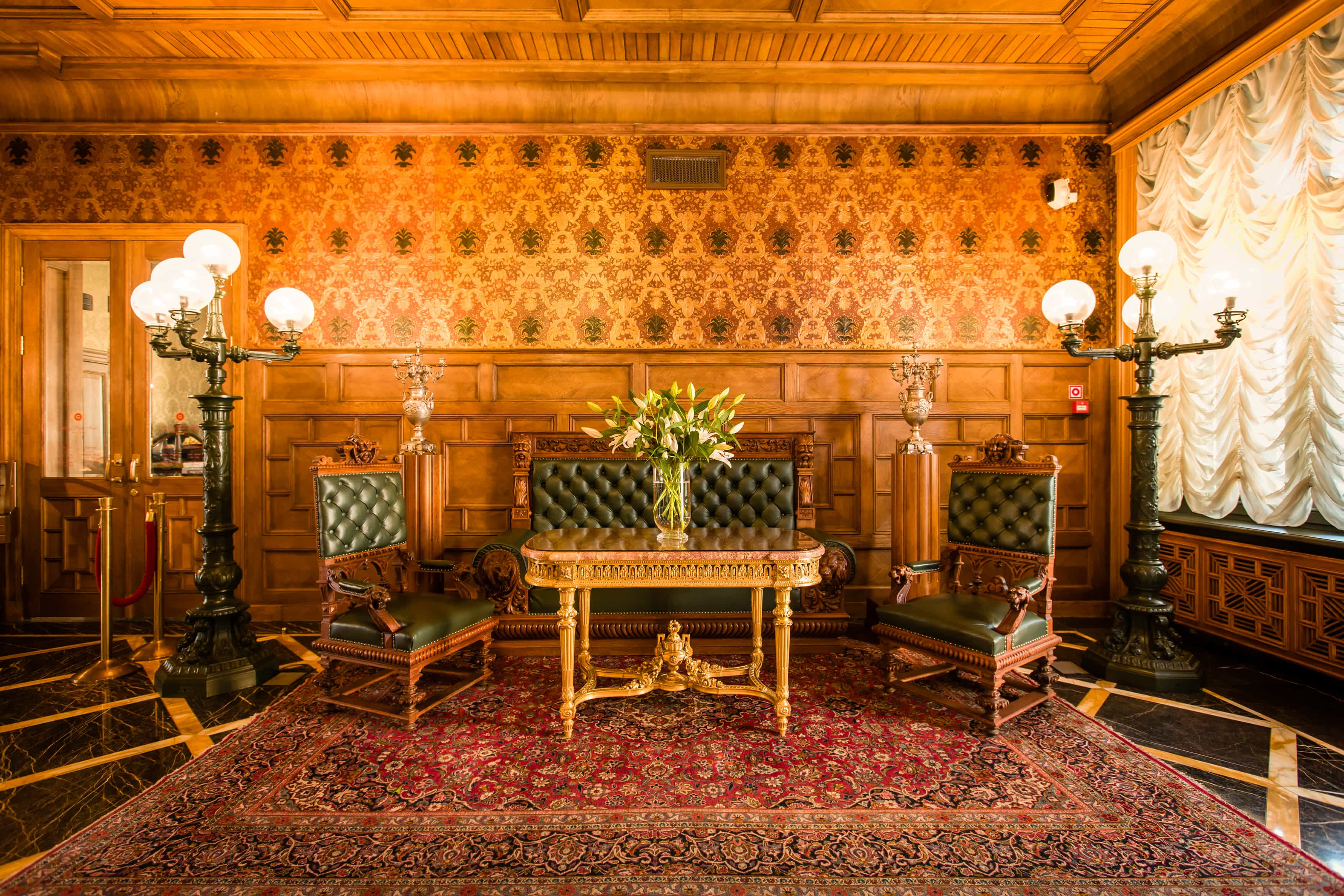 Gallery Park Hotel & Spa Hall.