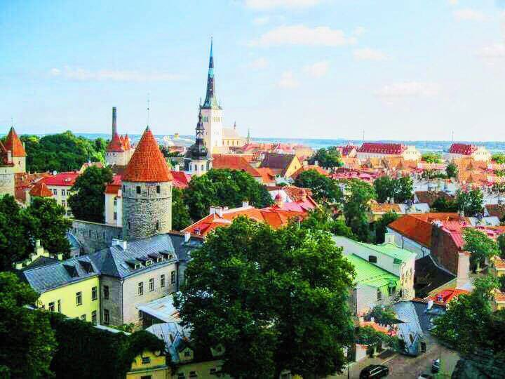 Tallinn is a must visiting the Baltic countries.