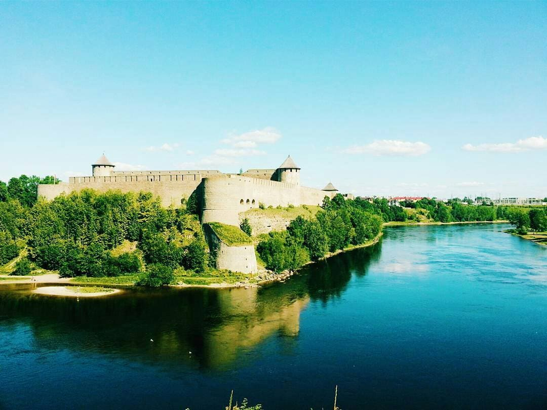 Narva in the Baltic countries.