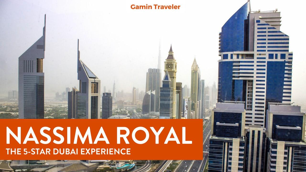 Nassima Royal Hotel Room View
