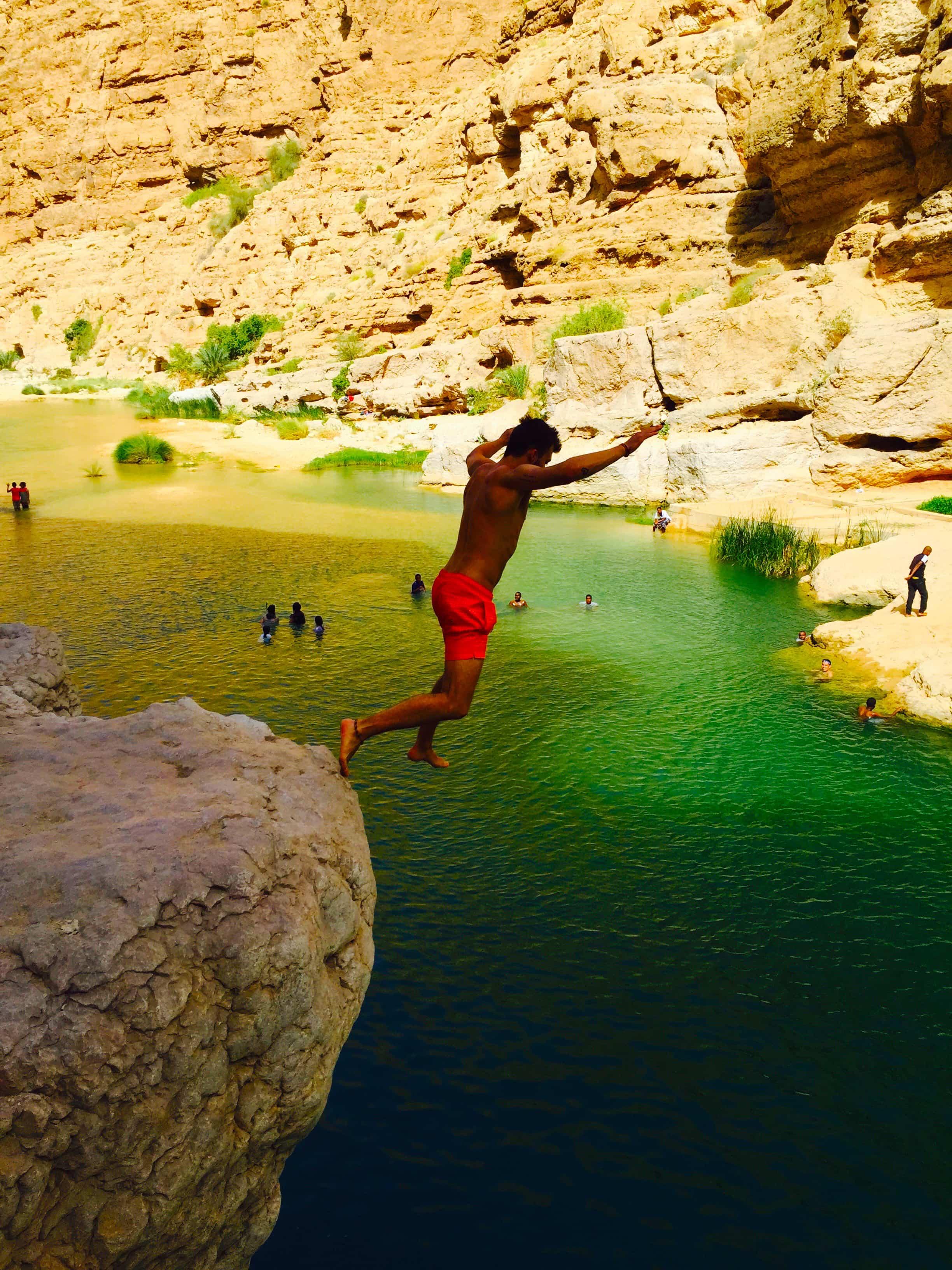 Max in Oman.