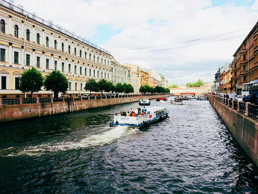 Saint Petersburg is must when travel Russia.