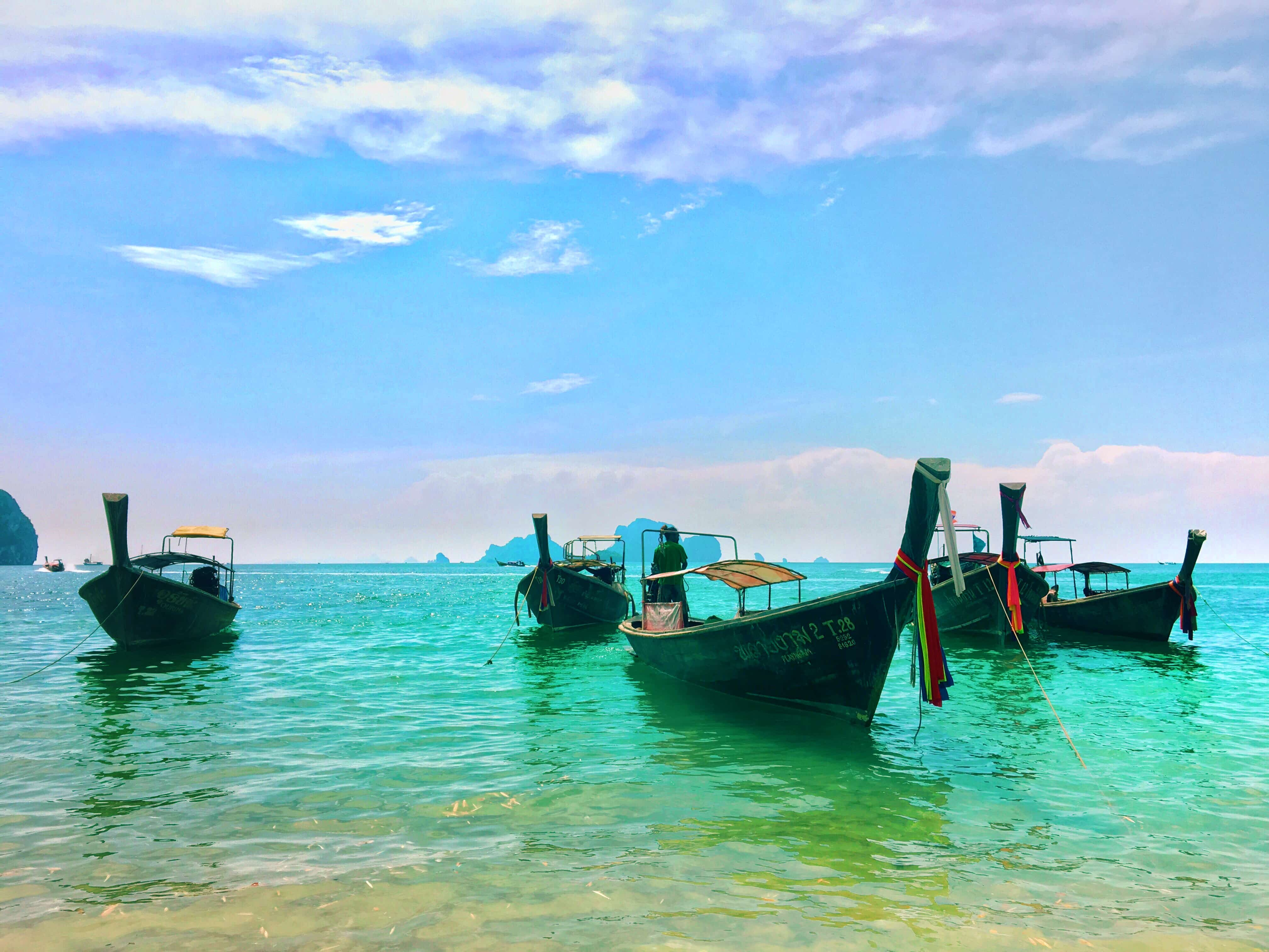 Thailand beaches: Railey Beach