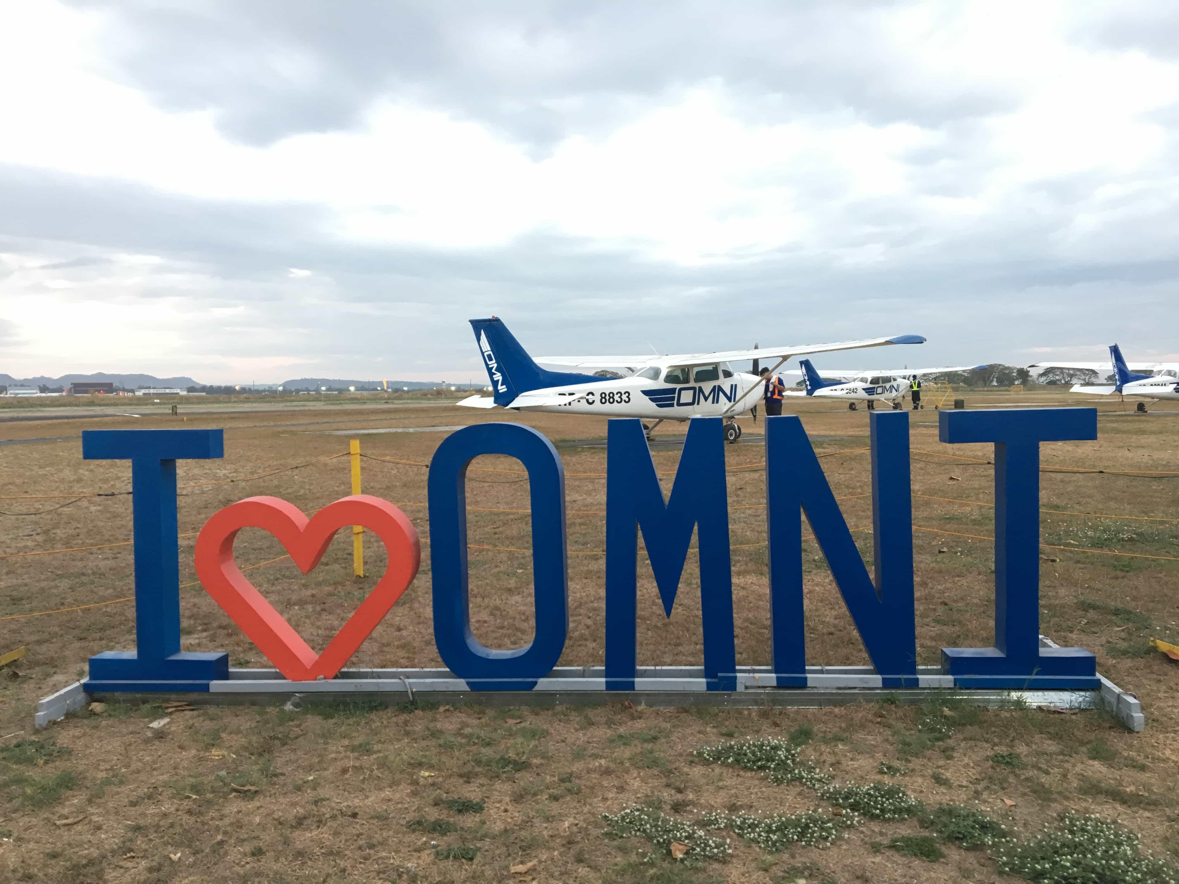 Omni Aviation in Pampanga