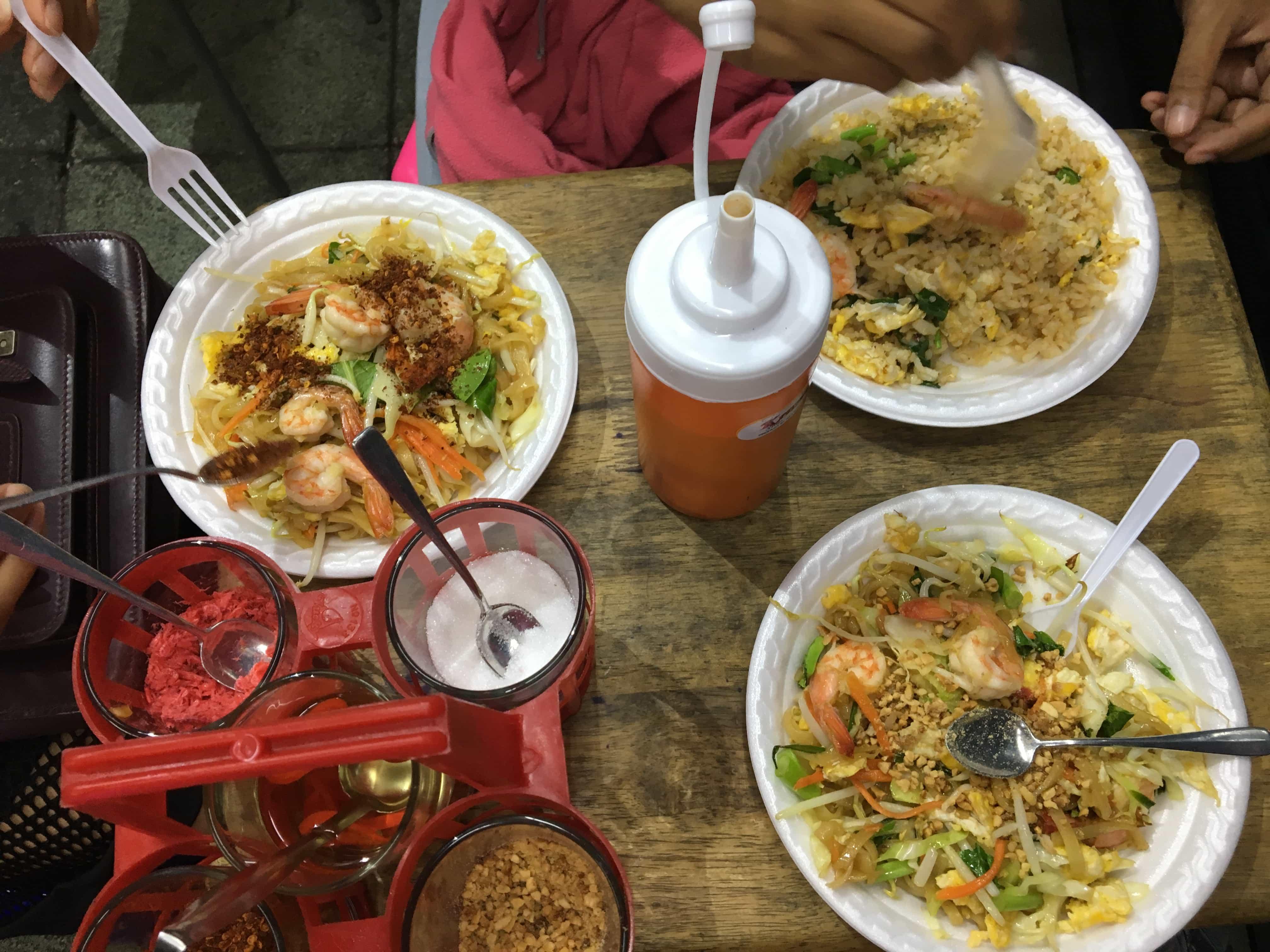 Khao San Road Bangkok experience