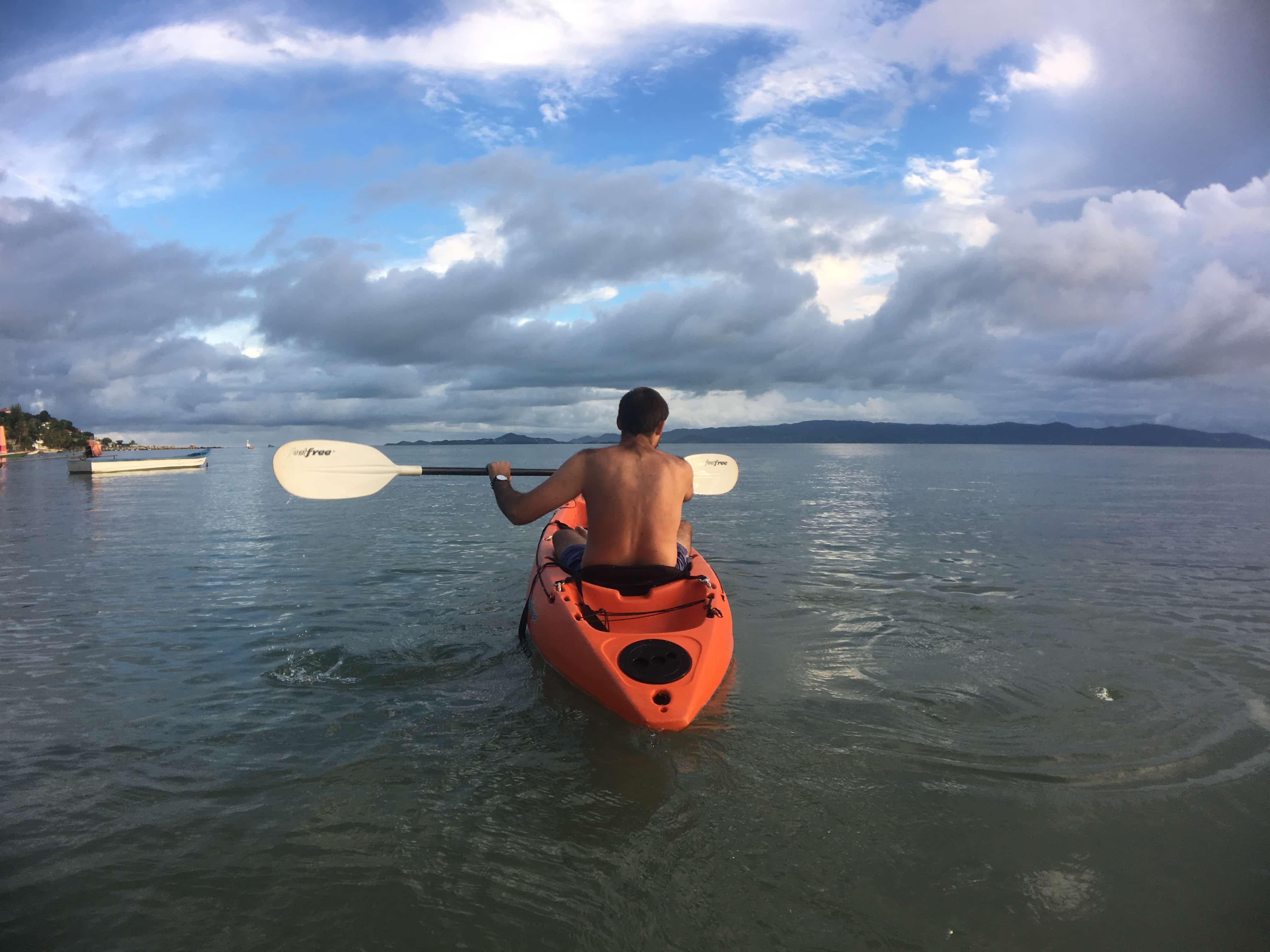 Visit Koh Phangan: Kayaking