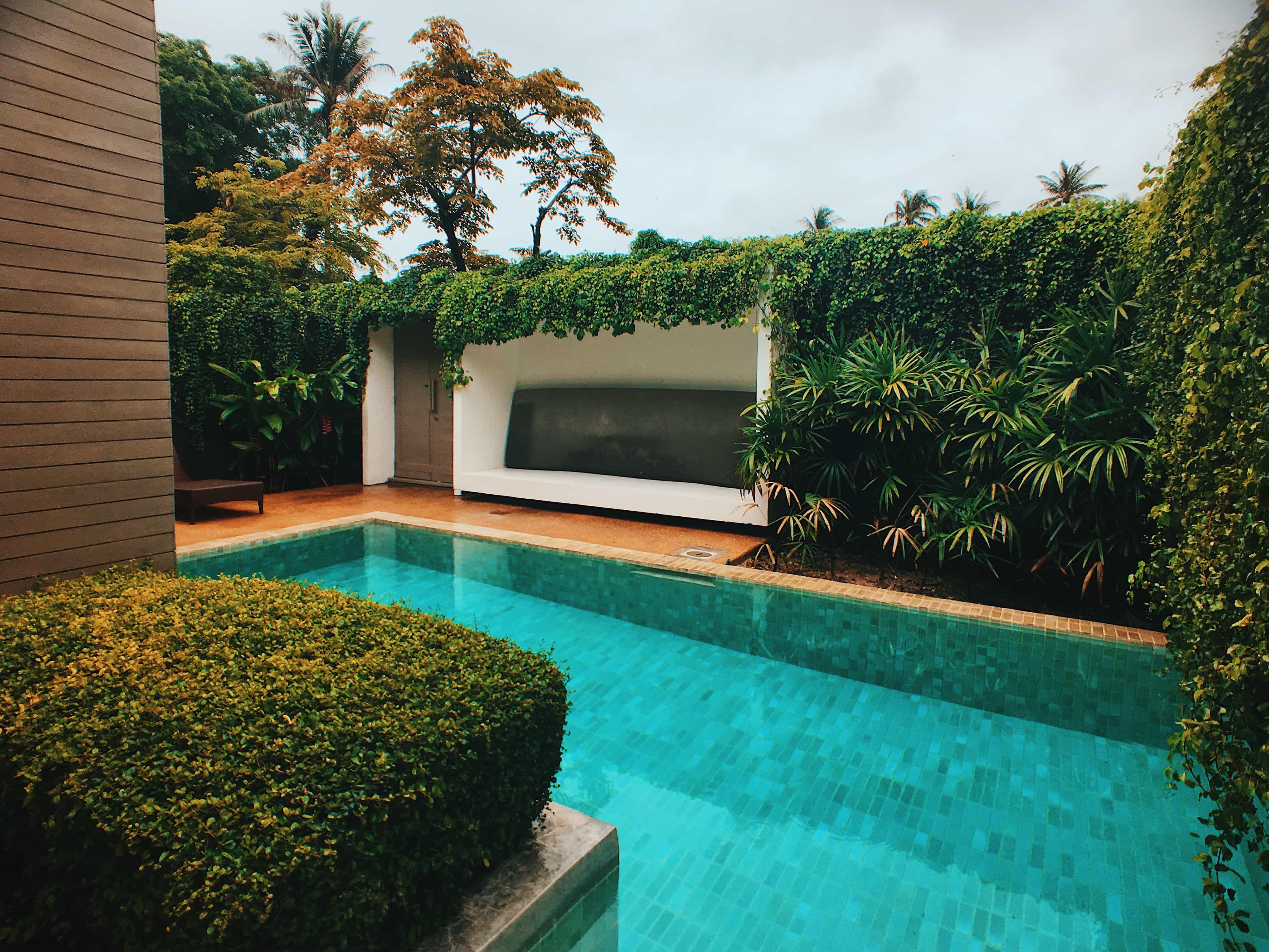 Pool at X2 Koh Samui Resort