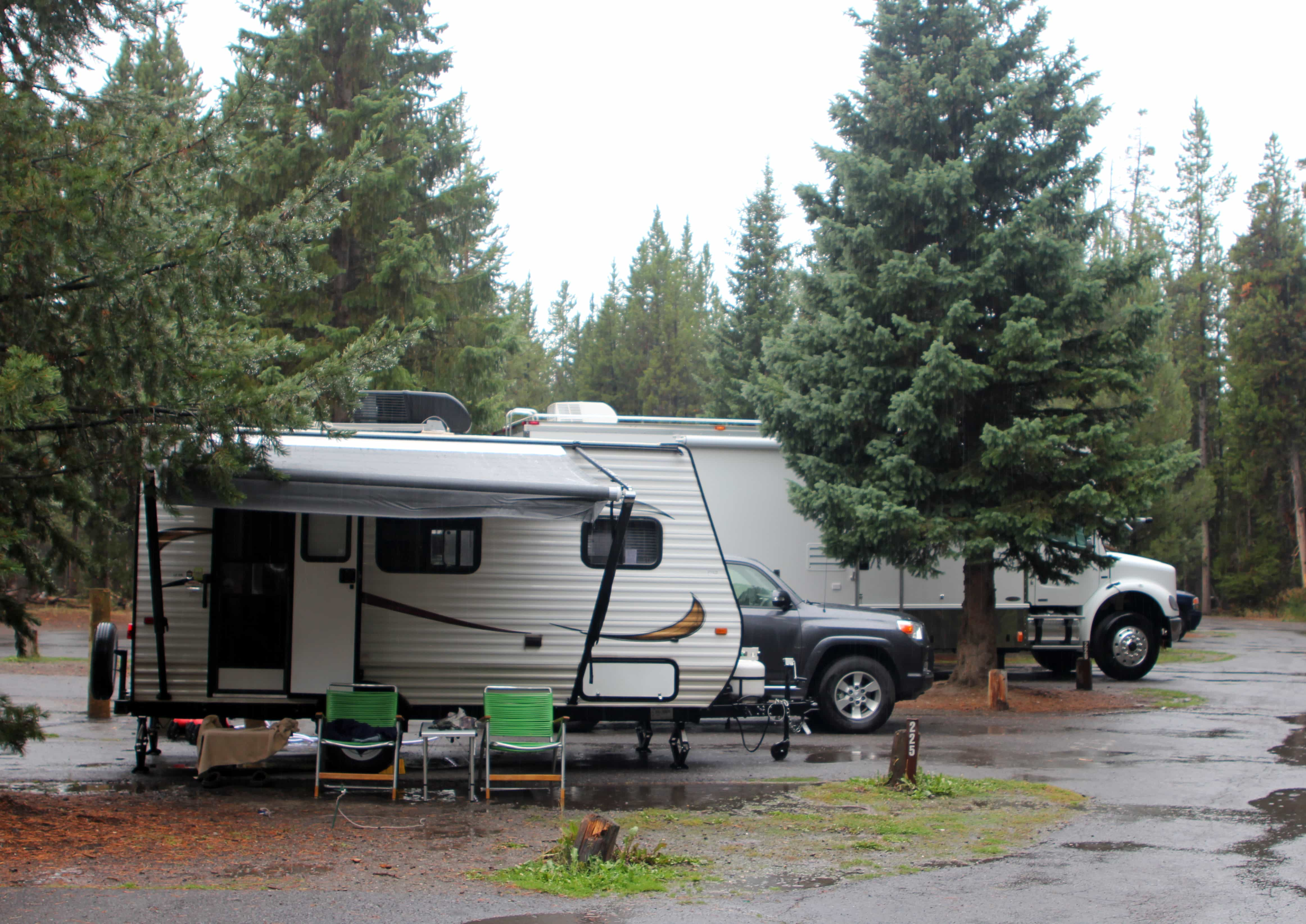 Road trip with an RV: Our home