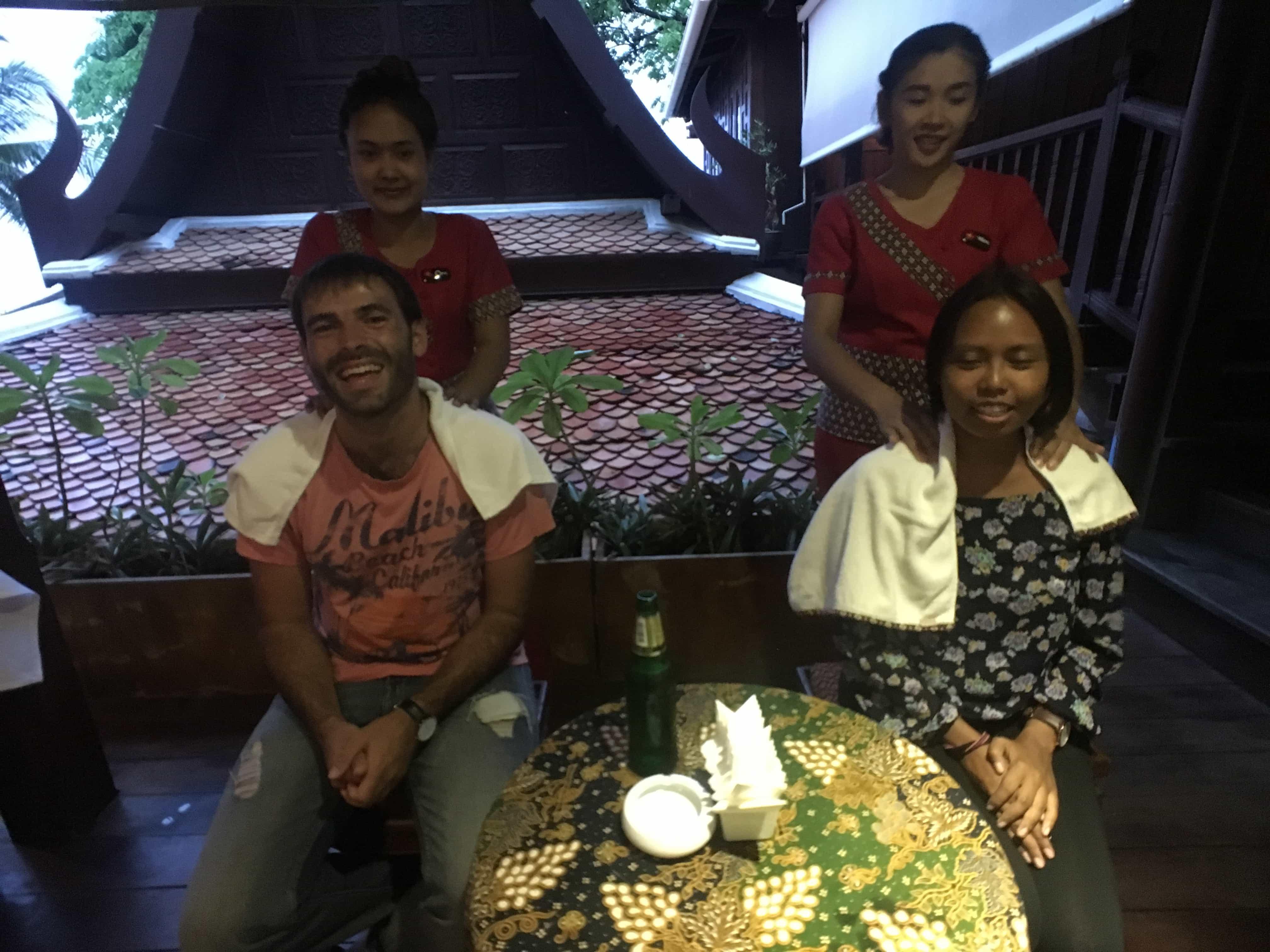 Spa and Massage at Poppies Samui