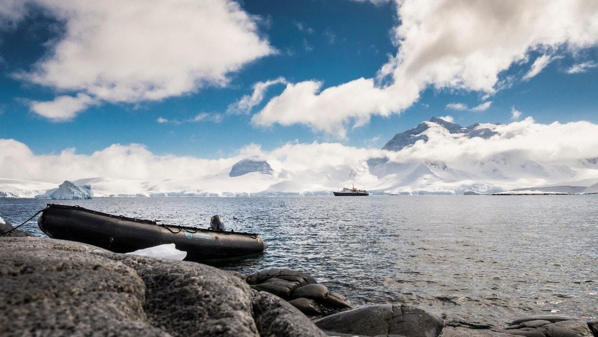 choose Antarctica