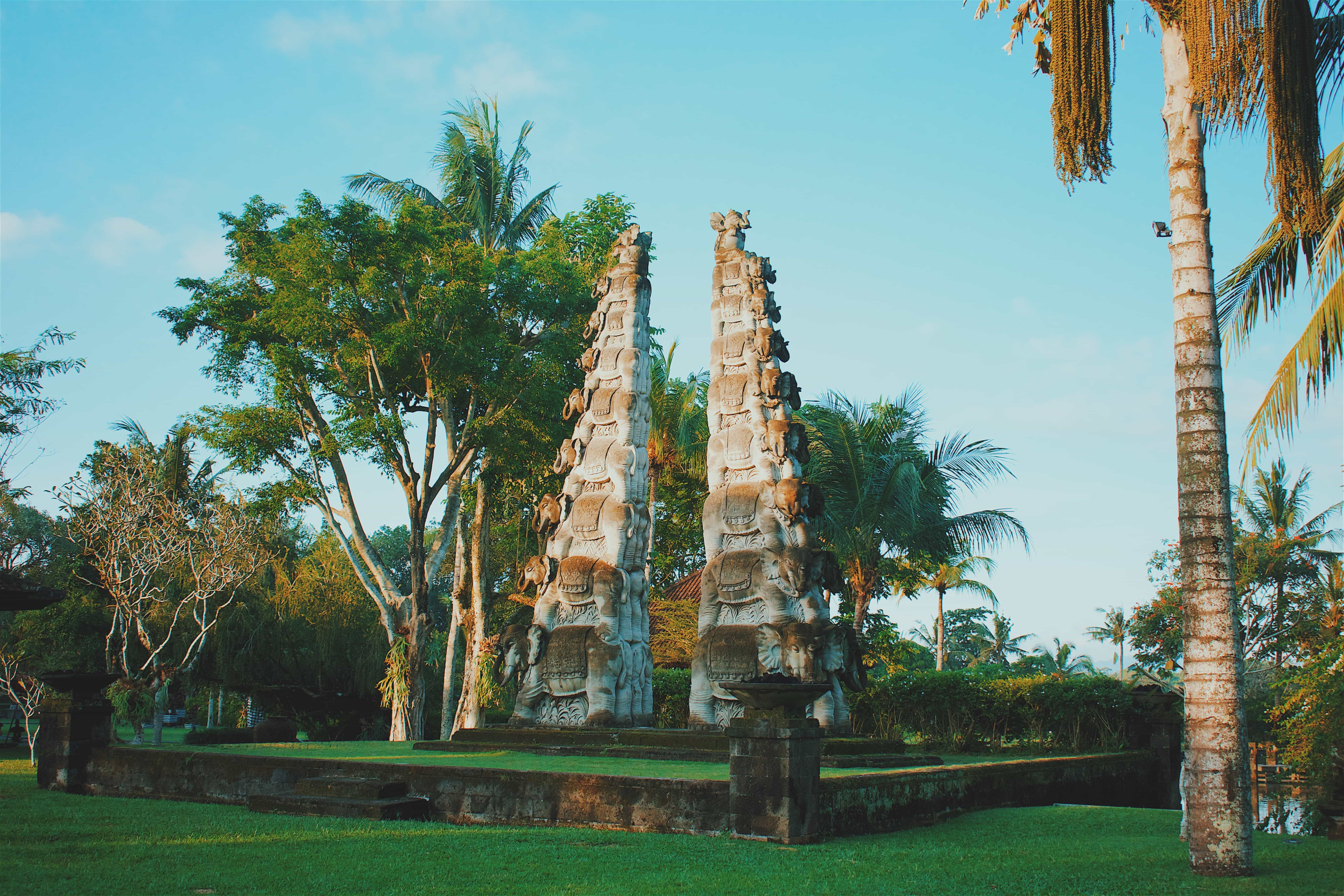 Chedi Clud is a great choice for a luxury stay in Ubud