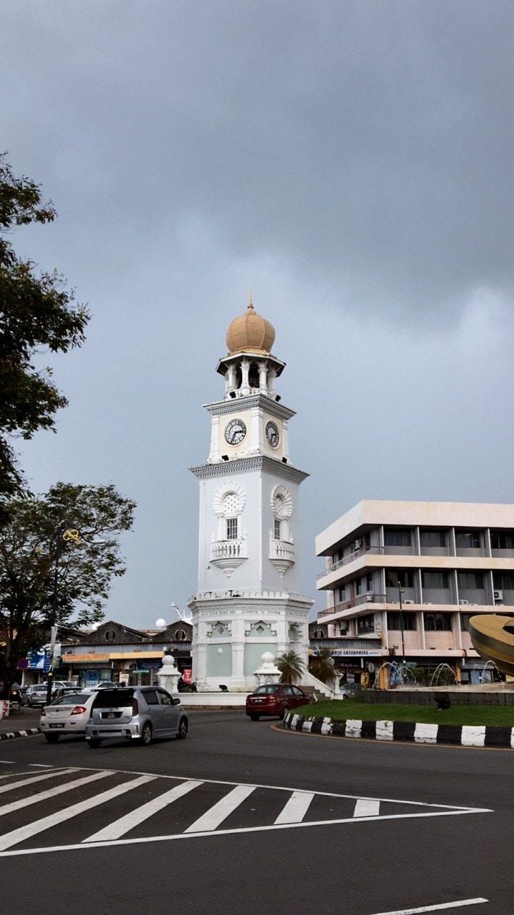 Travel guide to Malaysia: Penang