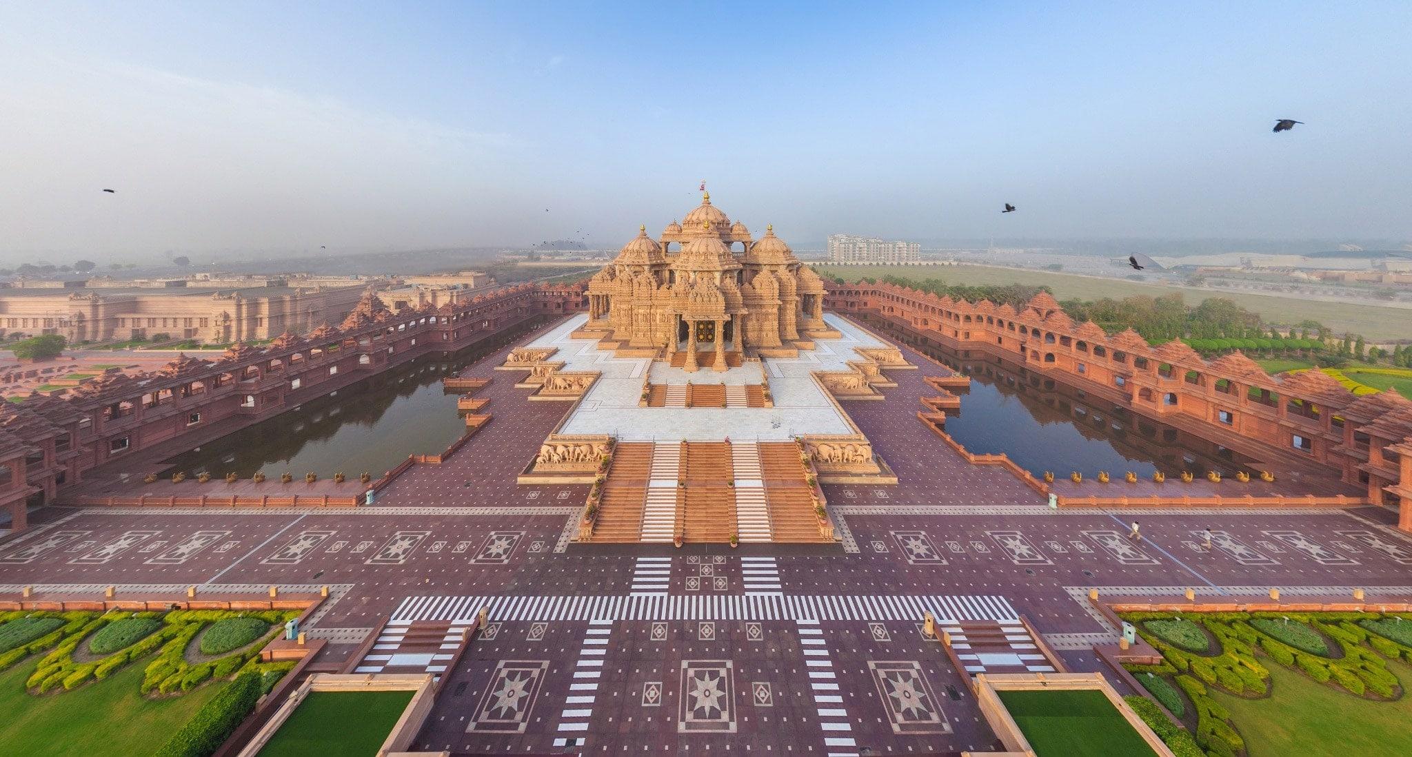 where to go in India: New Delhi